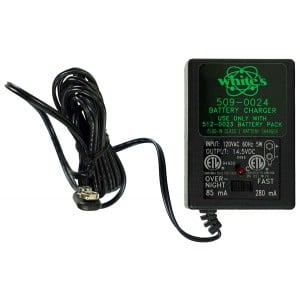 Image of White's 10 Cell Fast / Trickle Charger (512-0023 Battery)