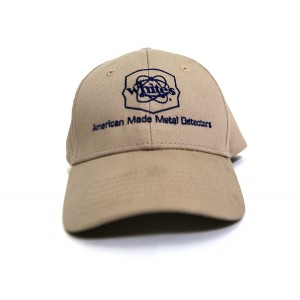 Image of White's Khaki Baseball Cap