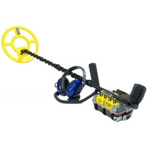 Image of White's TDI BeachHunter Metal Detector