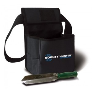Bounty Hunter Pouch and Trowel Combo