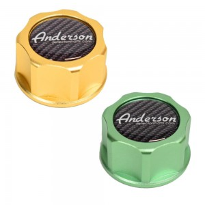 Image of Anderson Protective Battery Cap for Excalibur II Metal Detector