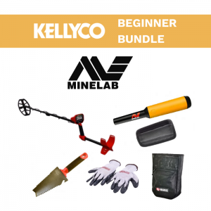 Image of Minelab Vanquish 340 Beginner Bundle