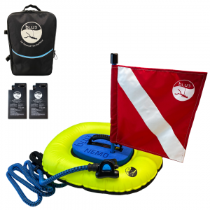 Image of BLU3 Nemo Dive System (with extra battery)