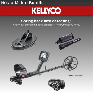 Image of Nokta Makro Spring Back into Detecting Bundle