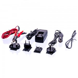 Image of Minelab Adaptors, Chargers and Cables Kit