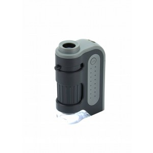 Carson 60-120x LED MicroBrite Plus Pocket Microscope