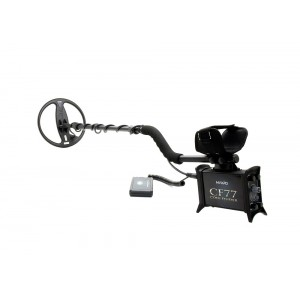 Nokta Makro CF77 Coin Finder Pro Package Metal Detector