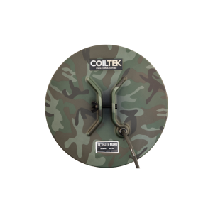"Coiltek 11"" Elite Camo Mono Search Coil (SD / GP / GPX)"