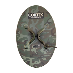 "Coiltek 17 x 11"" Elite Camo Mono Search Coil (SD / GP / GPX)"
