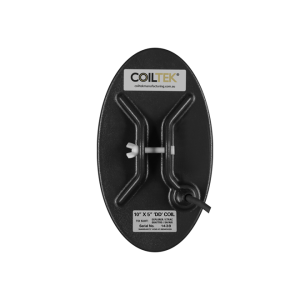 "Coiltek 10 x 5"" Treasureseeker Search Coil (Etrac/Safari/Explorer)"