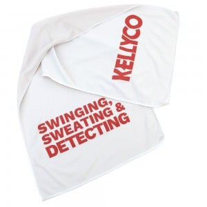 Image of Kellyco Cooling Towel for Metal Detecting