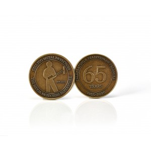 Image of Kellyco 65th Anniversary Commemorative Coin