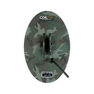 "Image of Coiltek 14 x 9"" Elite Camo Monoloop Search Coil (SD / GP / GPX)"