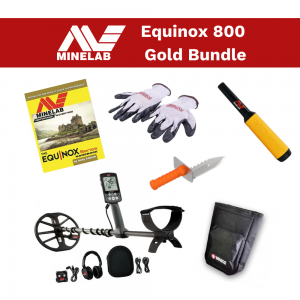 Image of Minelab Equinox 800 Gold Bundle