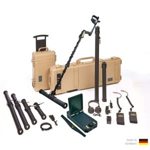 Image of OKM eXp 4500 Professional Plus Complete Package Metal Detector