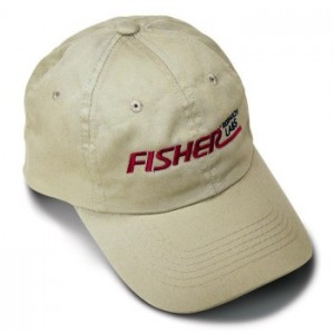 Image of Fisher Khaki Baseball Cap