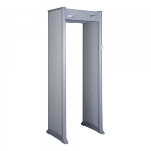 Image of Garrett MZ 6100 Walk Through Metal Detector