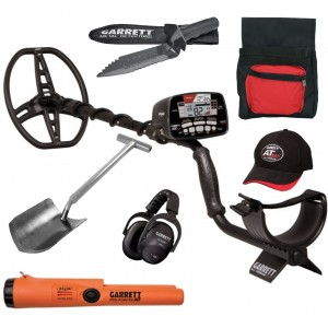 Garrett AT Max Metal Detector Bundle