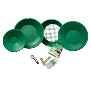 Image of Garrett Deluxe Gold Trap Gold Panning Kit