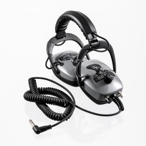 Image of DetectorPro Gray Ghost Ultimate Platinum Headphones