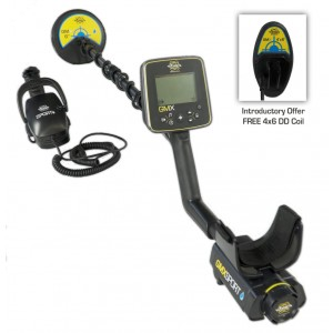 Image of White's Goldmaster GMX Sport Gold Detector