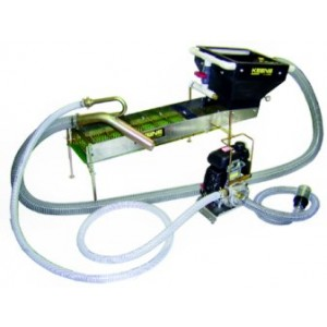 "Keene 2.5"" Power Sluice Combination Kit"