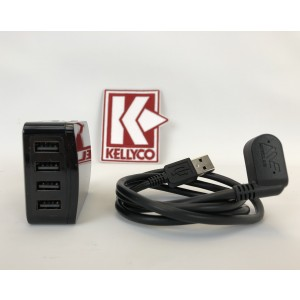 Image of Used - Minelab 4-way Charger for Equinox