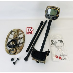 Image of Used -Teknetics G2+ Limited Edition Camo Metal Detector