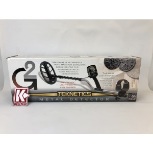Image of Used -Teknetics G2 Gold Metal Detector