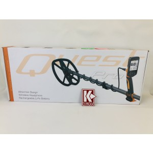 Image of Used -  Quest Pro Sport Pack Metal Detector