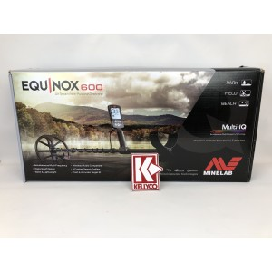 Image of Used - Minelab Equinox 600 Metal Detector