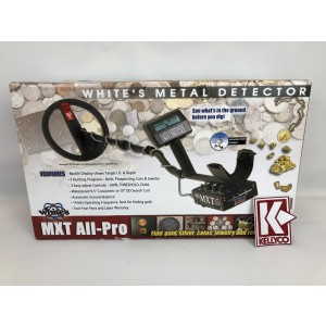 Image of Used - White's MXT All-Pro Metal Detector