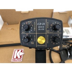 Image of Used - Fisher CZ-21 Metal Detector