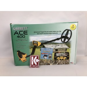 Image of Used - Garrett ACE 400 Metal Detector 55-Year Anniversary Special