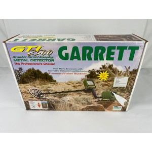 Image of Used - Garrett GTI 2500 TreasureHound EagleEye Depth Multiplier Package (2 boxes)