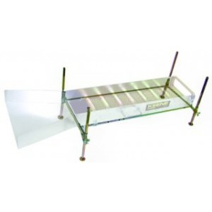Image of Keene Sluice Box Frame with Adjustable Support Legs