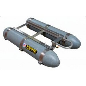 "Image of Keene 2.5"" Complete Pontoon Flotation Assembly"