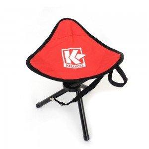 Image of Kellyco Tripod Chair (Red)