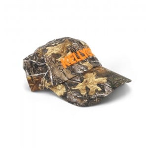 Image of Kellyco Realtree Camo Hat with Orange Logo