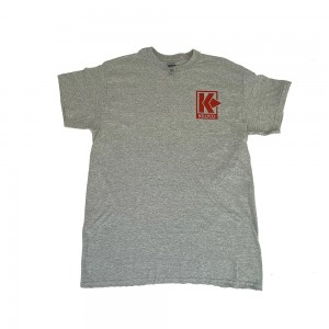 Image of Gray Kellyco T-Shirt - Large