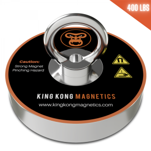Image of King Kong Single Fishing Magnet - 400 lbs