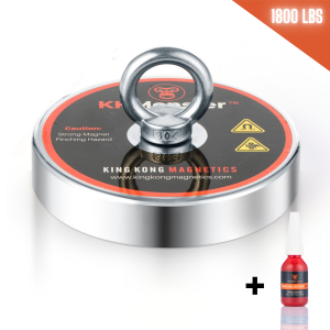 Image of King Kong Monster Fishing Magnet Kit - 1,800 lbs