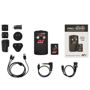 Image of Minelab PRO-SONIC Universal Wireless Audio System