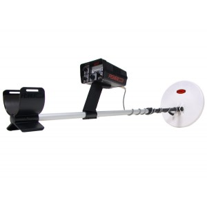 "Fisher M-97 Valve & Box Locator Metal Detector with 8"" Search Coil"