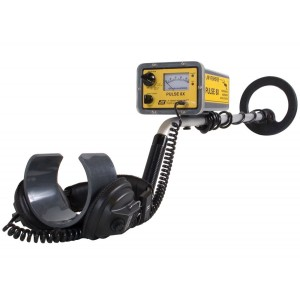 Image of JW Fishers Pulse 8x Version 1 Metal Detector