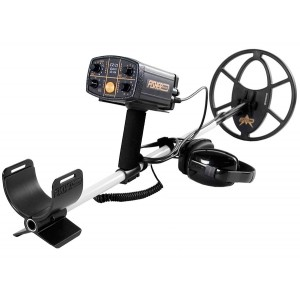 """Image of Fisher CZ-21 Metal Detector with 10.5"""" Search Coil"""