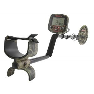 Image of Fisher F19 LTD Green Camo Metal Detector