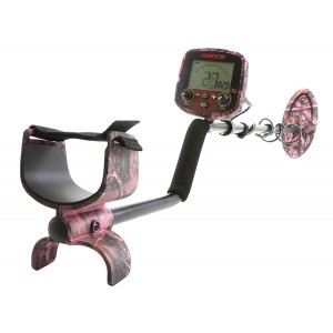 Image of Fisher F19 LTD Pink Camo Metal Detector