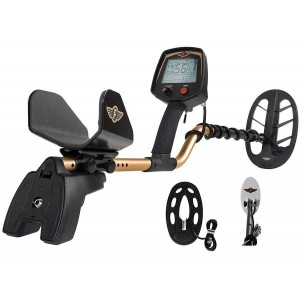 Image of Fisher F75 Metal Detector - 3 Coil Package