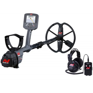 "Minelab CTX 3030 Standard Metal Detector with Wireless Headphones & 17"" Search Coil"